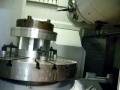 5 axis CNC stone machining milling